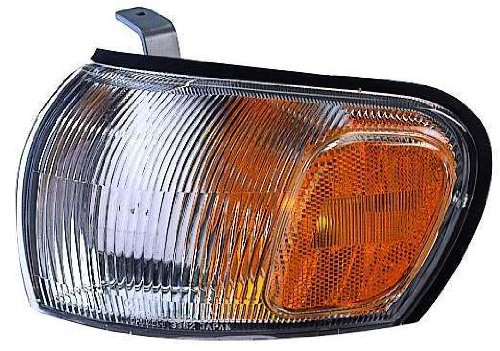 Subaru Impreza Replacement Driver (Depo 320-1503L-AS Subaru Impreza Driver Side Replacement Parking Light Assembly)