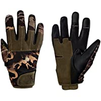 Arctic Buck Hunting Gloves in Real Leather - Best...