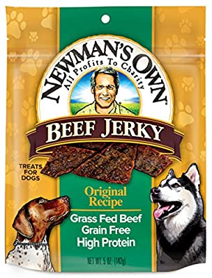 Newman's Own Beef Jerky, Recipe, 5 oz from Newman's Own Organic Pet