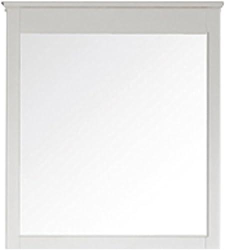Avanity Windsor 34 in. mirror in White finish