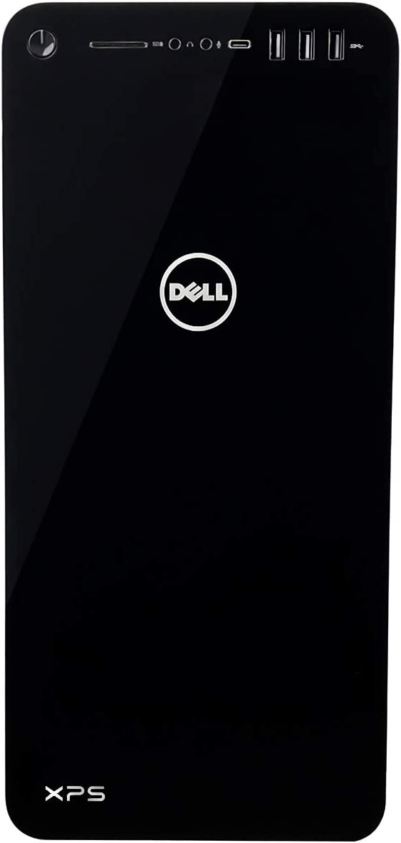 Dell XPS 8930 Tower Desktop - 8th Gen Intel Core i7-8700 6-Core up to 4.60 GHz, 16GB DDR4 Memory, 256GB SSD + 1TB SATA Hard Drive, Nvidia GeForce GTX 1060 6GB, No Optical Drive, Windows 10 (64-bit)