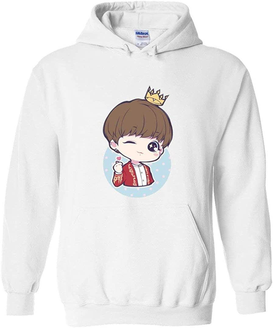 The Incredible Bts Jungkook Cute Chibi Hoodie Rm Jin Suga J Hope