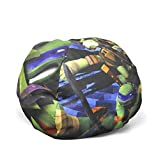 Nickelodeon Teenage Mutant Ninja Turtles Nylon Toddler Bean Bag, 60''