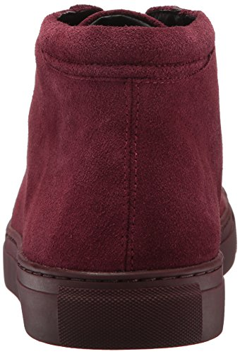 Men's Cole Sneaker 20558 Kenneth Design REACTION Burgundy BFwqx4E