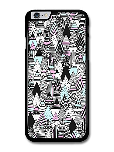 Hipster Triangles with Unique Pattern Style case for iPhone 6 Plus 6S Plus