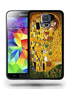 The Kiss by Gustav Klimt Painting Art Sketch Artwork Phone Case Cover Designs for Samsung Galaxy S5