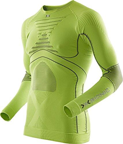 Man Acc Wear Lg green Sl Functional Green charcoal Shirt Evo bionic Uw Adult X Lime wqIa4A