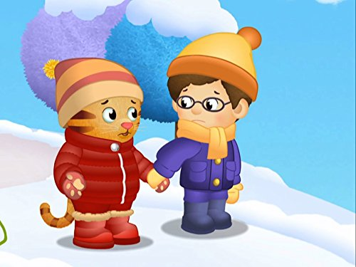 Daniel's Winter Adventure/Neighborhood -