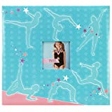 MBI Sport and Hobby Postbound Album 12-Inch-by-12-Inch, Gymnastics