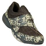 vented microfiber - ZEKO Vintage Green Camo Shoe (EU 49/Men's 14/Women's 16)