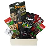 Gerber Folding Knife Protein Snack Basket for Men | Gifts for the Outdoorsman