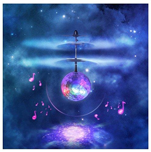 Bola del vuelo del juguete de rc bola del helic ptero de for Bola juguete