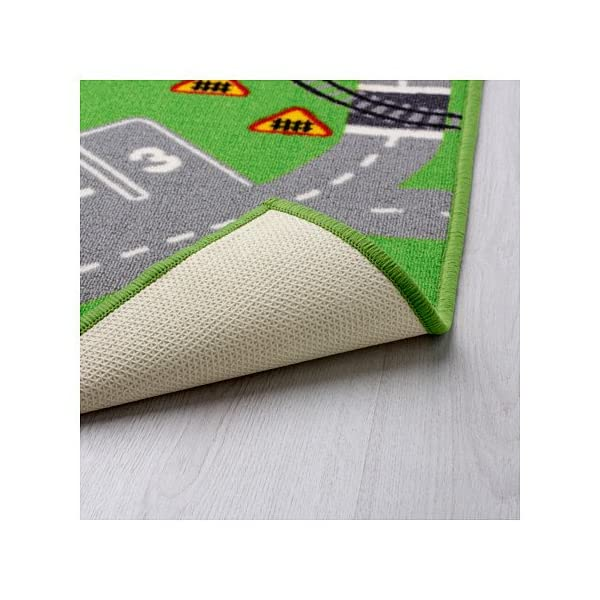 Ikea 703.568.22 Play Mat STORABO Non-Slip Rug for the Nursery