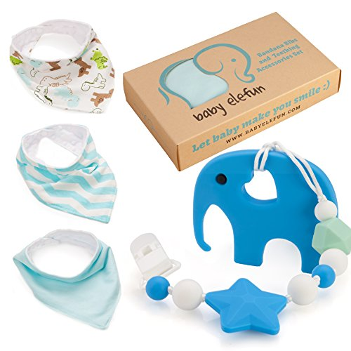 Baby Shower Gifts Boys Pacifier product image