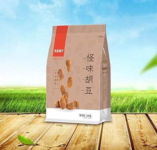 中国名物 おつまみ 大人気 良品铺子 怪味胡豆重庆特产 休闲小吃 麻辣蚕豆 120g