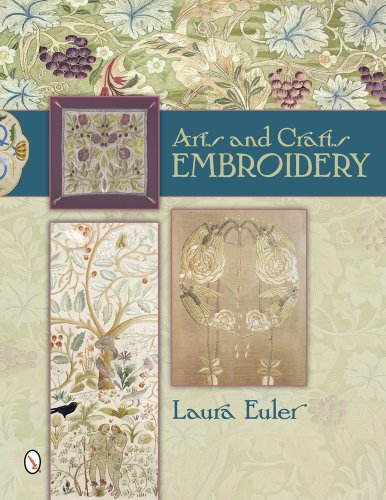 Arts and Crafts Embroidery (Arts Crafts Embroidery)