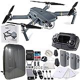 DJI Mavic Pro Collapsible Quadcopter Hardshell Backpack Essential Bundle