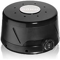 Marpac DOHM-DS, Natural White Noise (actual fan inside) Sound Machine, Black