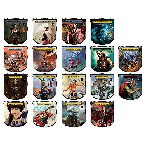 Magic The Gathering: Relic Tokens Display - Legendary Collection (36)