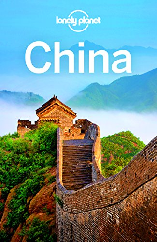 Lonely Planet China (Travel Guide) cover