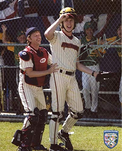 - Jon Heder Signed/Autographed The Bench Warmers 8x10 Glossy Photo As Clark, Includes Official Pix Certification and Cataloged Number. Entertainment Autograph Original. Rob Schneider, David Spade