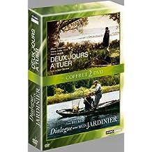 Deux jours à tuer - Dialogue avec mon jardinier : Coffret 2 DVD