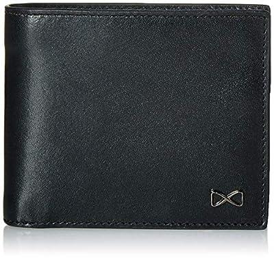 Trafalgar Men's RFID Leather Traveler Passcase Wallet