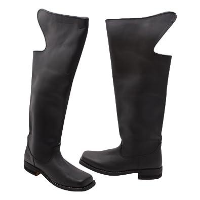 Amazon com: 10Code Men's Civil War Dragon Leaather Shoes: Shoes