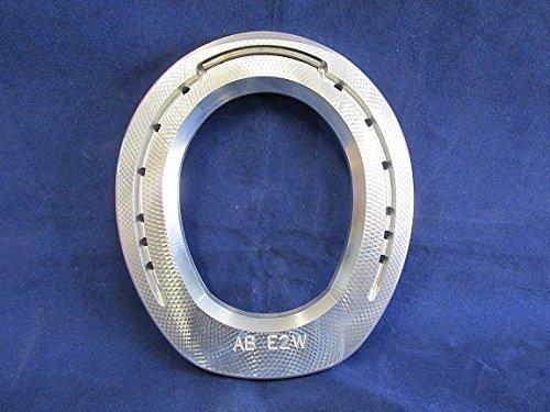 Anvil Brand Aluminum Wedge Egg Bar #0 Horseshoe