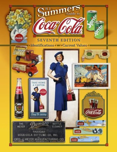 B.J. Summers Guide to Coca-Cola Seventh Edition (B J Summer's Guide to Coca Cola Identification)