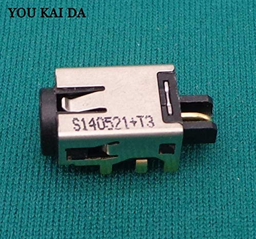Cable Length: Other Computer Cables 5pcs//lot Original New Laptop DC Power Jack Socket for ASUS D553M F553MA X453MA X553 X553M X553MA Series Charging Port Connector