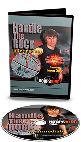 Handle the Rock Basketball Dribbling Workout Video - Intermediate - High School to Advanced Youth Players