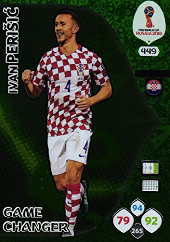 Panini Adrenalyn XL World cup 2018 Game Changer card - 449 Ivan Perisic