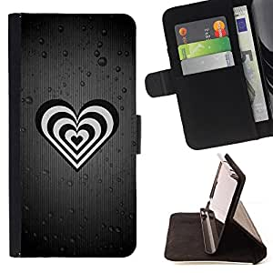 DEVIL CASE - FOR Samsung Galaxy S5 Mini, SM-G800 - Life Is Full Of Fake People - Style PU Leather Case Wallet Flip Stand Flap Closure Cover