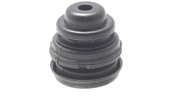 eLine Drilled Slotted Brake Rotors /& Semi-Met Pads CEC.6111403 COMPLETE KIT