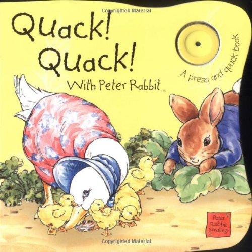 Read Online Quack Quack with Peter Rabbit ebook