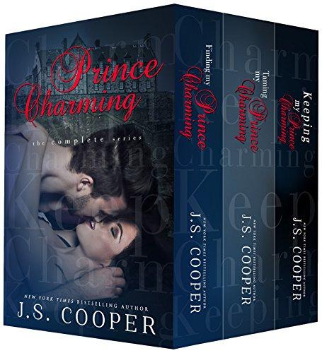 The Prince Charming Boxset (Finding My Prince Charming, Taming My Prince Charming, & Keeping My Prince Charming 3-in-1) (Finding My Prince Charming)
