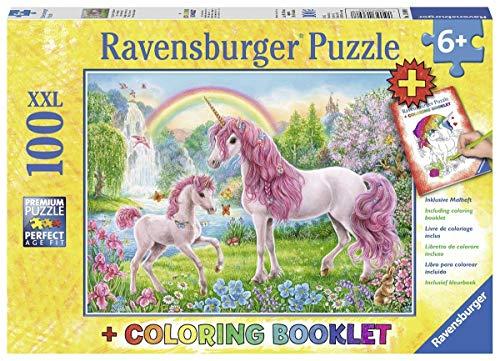 Ravensburger 13698 Puzzle Con Magico Unicorno