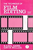 Technique of Film Editing, Karel Reisz and Gavin Millar, 0240506731