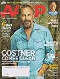 AARP December 2014/January 2015 Kevin Costner Comes Clean