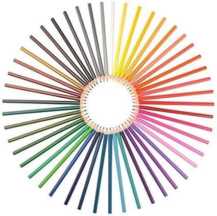 Lot de 12/Artiste aquarelle Crayons de couleur Assortiment de couleurs Tons Associe