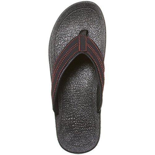 Thong See Sandals Colors More Mens Red Rugged Skysole and Sizes Strap Lami Stitched tYwqqz0