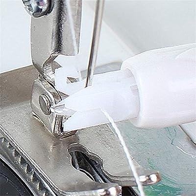 Aplicador de herramienta de inserción de enhebrador de aguja para ...
