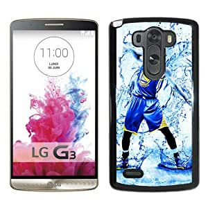 Popular LG G3 Case ,Beautiful And Unique Designed With Stephen Curry basketball Black LG G3 Cover