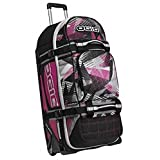 Ogio RIG 9800 Gear Luggage Bag Wheeled Pink & Black Bolt by ** Manufacture **