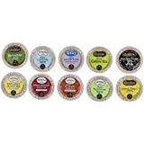 20 Count - Variety Decaf Tea K-Cup for Keurig Brewers From Celestials, Twinnings - 10 Flavors