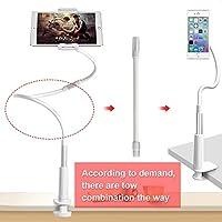 Zilong Soporte Flexible para Tablet Móvil y Ebook Pinza Espiral y ...