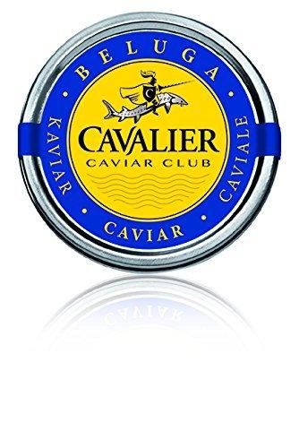 Caviale Beluga Cavalier Caviar Club 250g