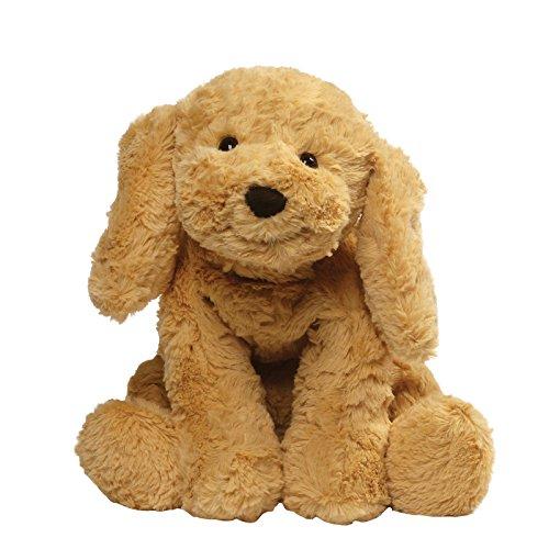 Gund Collection - GUND Cozys Collection Puppy Dog Plush Stuffed Animal, Tan, 10