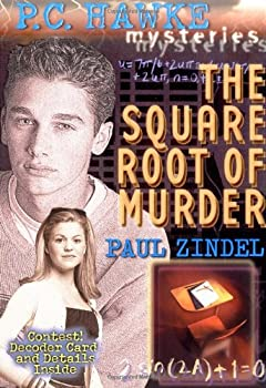 The Square Root of Murder 0786815884 Book Cover